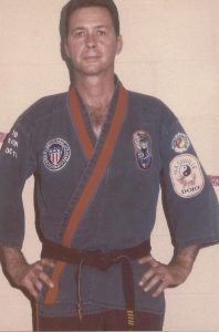 Sensei Roy Vaughn